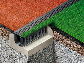 Products for drainage all kind of sports fields